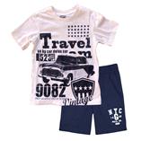Thời trang trẻ em : Bộ Gap - Travel