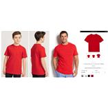 Thời trang trẻ em : Áo thun Polo cổ tròn - 018 Đỏ