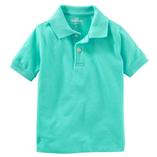 Thời trang trẻ em : áo Oshkosh Polo - xanh ngọc