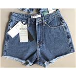 Thời trang trẻ em : Short jean stradavirus - jean trơn