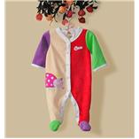 Thời trang trẻ em : Body suit098 - Bọ hồng