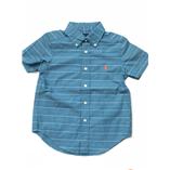 Thời trang trẻ em : Áo sơ mi Polo018 - Sọc 09