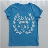 Thời trang trẻ em : Áo thun Place - Sister Of The Year