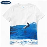Thời trang trẻ em : Áo thun Oldnavy - Lướt sóng