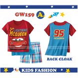 Thời trang trẻ em : GW 159 - Siêu xe