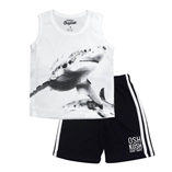 Thời trang trẻ em : Bộ Oshkosh đại - Cá Mập