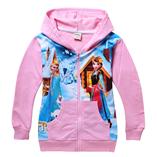 Thời trang trẻ em : AK063 - Anna và Frozen