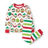 Thời trang trẻ em : Bộ ngủ Place - Ông Noel