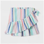 Thời trang trẻ em : Chân váy Cat&Jack - sọc