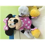 Chuột Mickey - Hồng