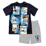 Thời trang trẻ em : Bộ Gap - bóng rổ