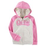 Thời trang trẻ em : Áo khoác Oshkosh08 - Nón hồng