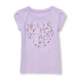 Thời trang trẻ em : Áo thun Place - Trái tim