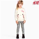 Thời trang trẻ em : Quần jeging da H&M - Ngôi sao
