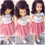 Thời trang trẻ em : Váy LNice 35 -10