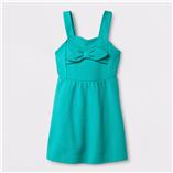 Thời trang trẻ em : Váy tiệc Oshkosh - Xanh ngoc