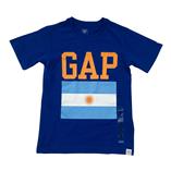 Thời trang trẻ em : Áo thun Gap018 - 29 xanh đen