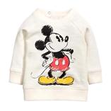 Thời trang trẻ em :  Áo nỉ da cá Disney - Mickey