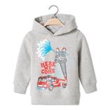 Thời trang trẻ em : Áo khoác Palomino - Xe cứu hỏa