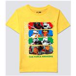 Thời trang trẻ em : Áo thun Gap - Star wars Vàng