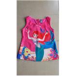 Thời trang trẻ em : VNXK Vay036 - Nàng tiên cá