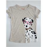 Thời trang trẻ em : Áo thun Cat & Jack - Chó đốm