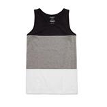 Thời trang trẻ em : Áo thun ba lỗ bé trai size đại Arizona - Sọc 3 màu
