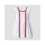 Thời trang trẻ em : Váy trắng Cat & Jack
