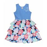Váy gym 10 - Hoa cúc nhỏ