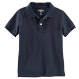 Thời trang trẻ em : áo Oshkosh Polo - xanh đen