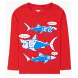 Thời trang trẻ em : Áo thun tay dài Gymboree - cá mâp