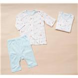 Thời trang trẻ em : Bộ cotton giấy hãng Moimoln xuất Hàn