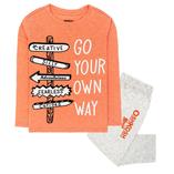 Thời trang trẻ em : Bộ dài Oshkosh - go your own way