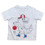 Thời trang trẻ em : áo thun nhí - cá sâu va bóng