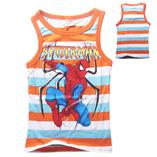 Thời trang trẻ em : AS065 - Mẫu Người nhện