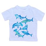 Thời trang trẻ em : áo thun nhí - Cá mâp