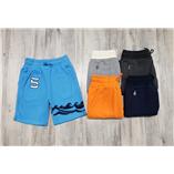 Thời trang trẻ em : Quần Shorts da cá - Xanh đen