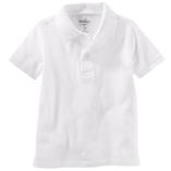 Thời trang trẻ em : áo Oshkosh Polo - Trắng