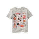 Thời trang trẻ em : Áo thun Gap -  San Francísco