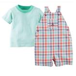 Thời trang trẻ em : Short yếm Carter - Chiếc Thuyền nhỏ