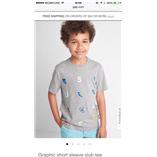 Thời trang trẻ em : Áo thun Gap - Xám