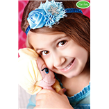 Thời trang trẻ em : Băng đô TB076
