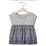 Thời trang trẻ em : Áo váy Baby Gap 08