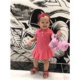 Thời trang trẻ em : Váy Tommy - Hông
