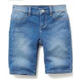 Thời trang trẻ em : Short Jean Old navy-  Jean xanh nhạt
