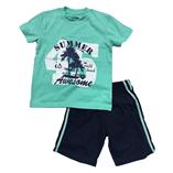 Thời trang trẻ em : Bộ Place - Mùa hè ở biển
