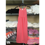 Thời trang trẻ em : Đầm Maxi Forever 21 - hồng