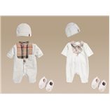 Thời trang trẻ em : Baby body Bur001T-G