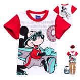 Thời trang trẻ em : AS067 - Kỳ nghỉ của Mickey