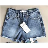 Thời trang trẻ em : Short jean stradavirus - jean wax